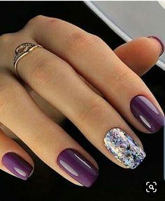 french tip nails coffin \ french tip nails ; french tip nails with design ; french tip nails acrylic ; french tip nails with glitter ; french tip nails coffin ; french tip nails short ; french tip nails coffin short ; french tip nails acrylic coffin Fancy Nails, Cute Nails, Pretty Nails, My Nails, Prom Nails, Best Nails, Dip Gel Nails, Short Nail Manicure, Dark Nails