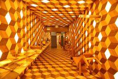 LED Bamboo / Jeff Dah-Yue SHI | Plataforma Arquitectura