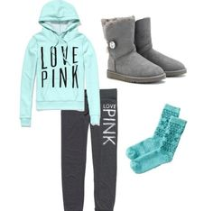 Best uggs black friday sale from our store online.Cheap ugg black friday sale with top quality.New Ugg boots outlet sale with clearance price. Lazy Day Outfits, Pink Outfits, Summer Outfits, Casual Outfits, Cute Outfits, College Outfits, Winter Fashion Outfits, Fall Winter Outfits, Teen Fashion