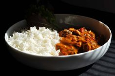 Thai Red Chicken Curry ~ Simple Food