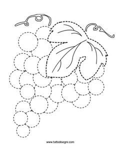 Crafts,Actvities and Worksheets for Preschool,Toddler and Kindergarten.Free printables and activity pages for free.Lots of worksheets and coloring pages. Preschool Writing, Preschool Worksheets, Kindergarten Activities, Preschool Activities, Motor Activities, Kids Study, Art For Kids, Crafts For Kids, Fruits Drawing