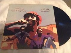 Toots & The Maytals Funky Kingston LP Vinyl