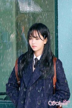 Asian Actors, Korean Actresses, Korean Actors, Drama Korea, Korean Drama, Child Actresses, Actors & Actresses, Lets Fight Ghost, Kim So Hyun Fashion