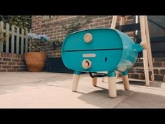The Firepod - Outdoor Pizza Oven - Portable Grill - BBQ