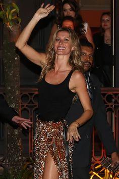 Gisele Bündchen (Foto: Manuela Scarpa/Foto Rio News)