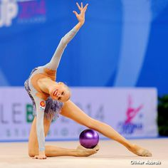 Yana Kudryavtseva (Russia) # Grand Prix 2014 # Pesaro