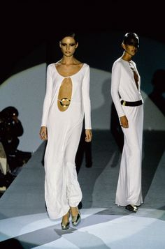 Gucci Fall 1996 Ready-to-Wear Fashion Show - Kirsty Hume