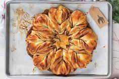 Cinnamon Star Bread - Flourish - King Arthur Flour