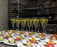 Ready for different, delicious and damn fun?? www.aaronscatering.com