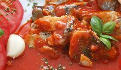 Паламуд в доматен сос - Рецепта. Как да приготвим Паламуд в доматен сос. Кликни тук, за да видиш пълната рецепта.