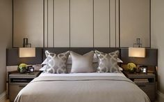 A Stylish Family Apartment From Made Go Design Bedroom - A stylish family apartment from made go design