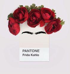 PANTONE Frida Kahlo
