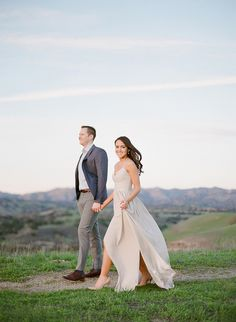 Figueroa Mountain Engagement Session – Ximena and Brandon