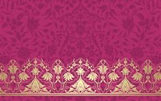 Download wallpapers vintage pink texture, floral design, floral texture patterns, luxurious backgrounds