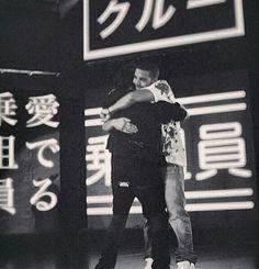The Weeknd & Drake .