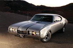 1068 Oldsmobile 442 Hurst/Olds
