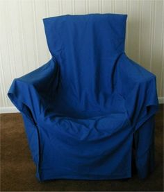 Chair cover for camping chairs...