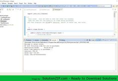DL: http://solutionzip.com/downloads/retail-item/ Write a CashRegister class that can be used with the RetailItem class that you wrote in Chapter 6's Programming Challenge 4. The CashRegister class should simulate the sale of a retail item. It should have a constructor that accepts a RetailItem object as an argument. The constructor should also accept an integer that represents the quantity of items being purchased. In addition, the class should have the following methods: – The getSubtotal…