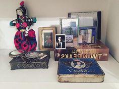 Kocham dostawać skarby   #wszystko mam od #kogoś  #elwiraland #oldpicture #twinpeaks #doll #home #interiors #myworld #miłość #movie #podarki #najlepiej #forestgirl by elwirarutkowska