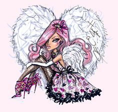 Couture Cupid by Hayden Williams