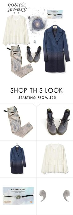 """Cosmic"" by whiteangelsoul ❤ liked on Polyvore featuring Work Custom, Dr. Martens, Banana Republic, Gap, Alex and Ani, Latelita, Bling Jewelry and cosmicjewelry"