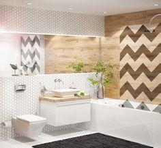 Фото Дизайн интерьеров | Фотографии дизайна интерьеров на InMyRoom.ru Bad Inspiration, Bathroom Inspiration, Bathroom Design Small, Future House, Toilet, Bathtub, Home Decor, Bathrooms, Interior Ideas
