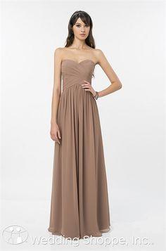 Bill Levkoff Bridesmaid Dress 778