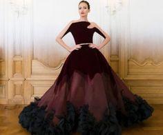 платье футуристическое