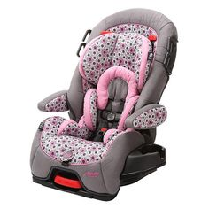"""Safety 1st Alpha Elite 65 Convertible Car Seat - Pink - Safety 1st - Babies """"R"""" Us"""