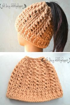 Do you know how to crochet hat? we have shared 148 free crochet hat patterns for beginners that are all adorable and will be loved by every crocheter! Crochet Adult Hat, Crochet Beanie, Crochet Yarn, Crochet Stitches, Free Crochet, Knitted Hats, Crochet Patterns, Hat Patterns, Crochet Accessories