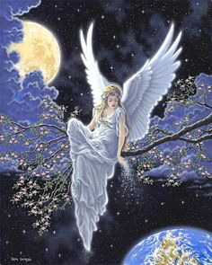 1000+ images about ANGELS on Pinterest | Angel art ...