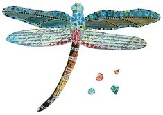 Who doesn't like a dragonflies?