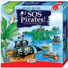 SOS Pirates: jeu de société chez Jeux de NIM