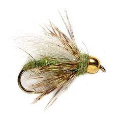 Soft Hackle Fly Patterns / Bead Head Soft Hackle Caddis Pupa Fly ...