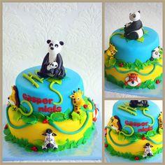 jungle cake...