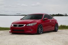 Honda Accord Coupe on Velgen VMB8 20x10.5 All Around | Flickr: ¡Intercambio de fotos!