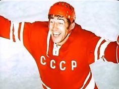 *** WATCH CLIP *** Soviet Hockey Legend, Anatoli Firsov #11