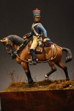 Gallery of Christian Cauchois Small Soldiers, Waterloo 1815, Bull Cow, Military Figures, French Army, Napoleonic Wars, Military History, Hobbies And Crafts, Medieval