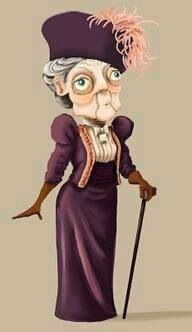 Dowager Countess of Downton Abbey WHY IS THIS SO FUNNY?!?!? xD