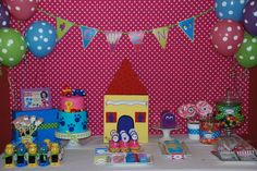 """Blues Clues / Birthday """"Blues Clues Inspired Birthday Party"""" 