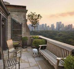 #rooftop #garden #NYC