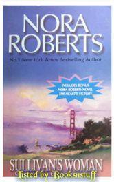 Sullivan's Woman - Nora Roberts LARGE PRINT