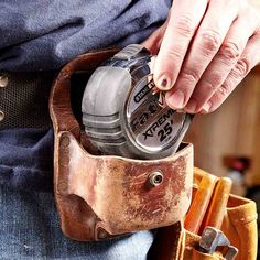 Fat Clip for Fat Tapes- 15 Carpenter Tools for Measuring and Marking - Construction Pro Tips