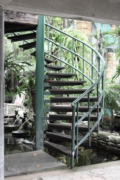 Have you ever heard of the Pacific Avenue Palace, complete with spiral staircases? If not, click here to read about its thirty million dollar value.