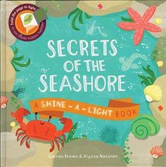 Secrets of the Seashore by Carron Brown & Alyssa Nassner | Vanessa Kings' Books