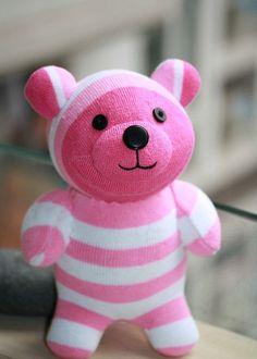 Handmade медведь чучела животных ребенка домой Декор игрушки от Toyapartment, $ 15.90