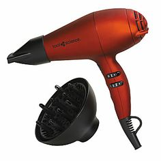 Tool Science Nano Silver Lightweight Hair Dryer Professional Hair Dryer a3cbd3adb5