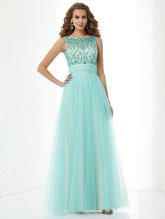 Chiffon Long Evening Dresses! PromWill 2016!