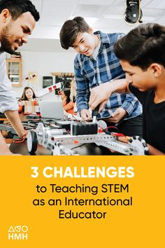 Examining these challenges is essential to establish a pragmatic foundation upon which a STEM program can be constructed. Science Resources, Teaching Science, Learning Resources, Stem Academy, The Learning Company, School Levels, Teaching Style, What Is Meant, Learning Courses
