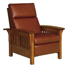 Harrison Leather Pushback Recliner Sofas Leather